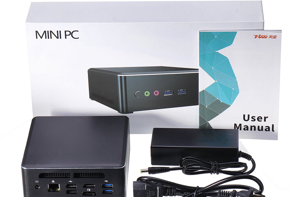 T-bao TBOOK MN25 MINI PC